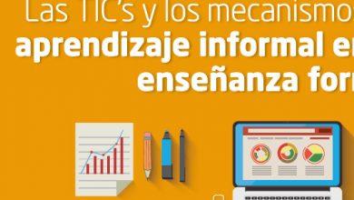 Photo of Las TIC's y los mecanismos de aprendizaje informal en la enseñanza formal