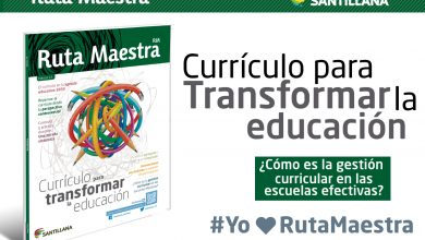 Photo of Edición 15 – Currículo para transformar la educación