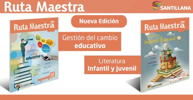 Photo of Edición 23 – Gestión del cambio educativo / Literatura infantil y juvenil