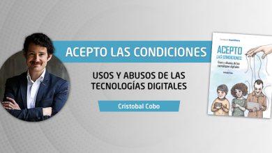 Photo of Libro Acepto las Condiciones: Usos y abusos de las tecnologías digitales