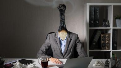 Ser directivo hoy, el síndrome de desgaste profesional o burnt out